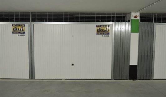Middelkerke – Garage box