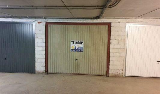 Westende – Garage box