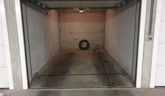 Middelkerke – box du garage